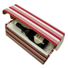 1 Bottle, 741GBD/RD Tab Locking Gift Box - - alt view 1