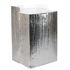 Cool Barrier Bubble Insulated Box Liners