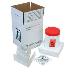 Category A Infectious Substances Packaging Models <span class=&quot;count&quot;>(5)</span>