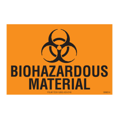 Biohazardous Labels