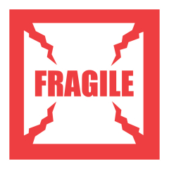 Fragile/Glass