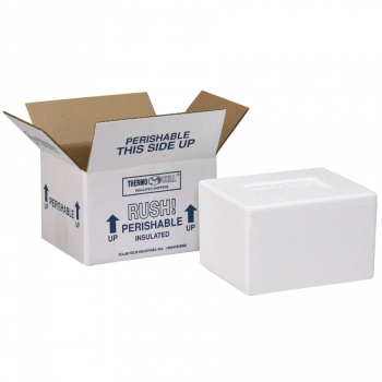 "8 x 6 x 4.25"" ID, 204/T12C Foam in Carton"