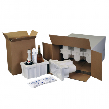 4 Shippers, 740T/KIT Wine and Champagne Shipper