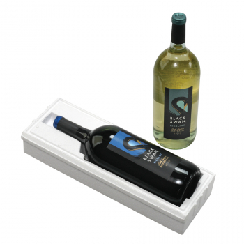 Magnum Wine Bottle Shipper 743 MAG, Fits 1.5L Bottle