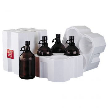 84 oz. Foam Bottle Shipper Kit, 784UN/NB (BOTTLES NOT INCLUDED)