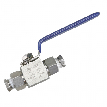 Absolute Zero® Dry Ice Snow Maker, AZ27 Ball Valve (High Pressure)