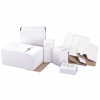 Sturdy Fiberboard and Corrugated Mailers, Fits 701 (Mil Spec Mailer)