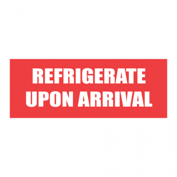 SCL 237 4 x 1.5 REFRIGERATE UPON ARRIVAL