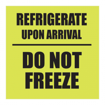 SCL 534 3 x 3 REFRIGERATE UPON ARRIVAL DO NOT FREEZE