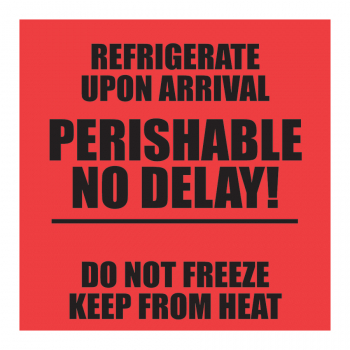 TAL 510 4 x 4 REFRIGERATE UPON ARRIVAL PERISHABLE NO DELAY!